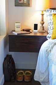 Wall Mounted Drawer Floating Nightstand - Mayan Espresso - OB OFF!