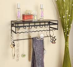 wall jewelry storage. Plain Storage Amazoncom Black 135 Intended Wall Jewelry Storage C
