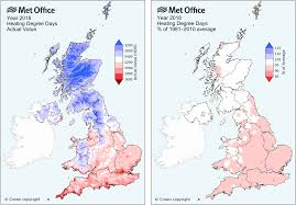 State Of The Uk Climate 2018 Kendon 2019 International