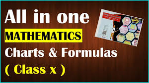 All In One Mathematics Charts Formula For Class 10th Quick Revision Guide Letstute