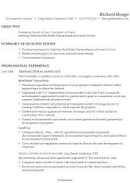 New Real Estate Agent Resume Example Tammys Resume Real Estate Resume