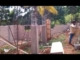 Small Picture House Building in Jamaica part 1 YouTube