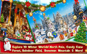 One of the strengths of hidden objects christmas magic 2018 holiday puzzle is its large selection of levels, all of which will test if you want to test your ability to find hidden objects scattered around cluttered rooms, hidden objects christmas magic 2018 holiday puzzle is the perfect game for you. Hidden Object Christmas Celebration Holiday Puzzle For Android Apk Download
