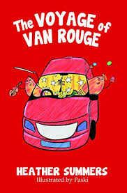 Amazon.co.jp: The Voyage of Van Rouge (English Edition) 電子書籍: Summers,  Heather : Kindleストア