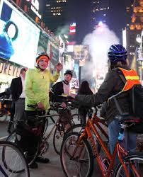 Friday Night Lights Tour Bike The Big Apple Brooklyn Bridge Night Bike Tour