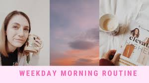 WEEKDAY MORNING ROUTINE | Teacher get ready with me | Carly Morton 🌈 -  YouTube