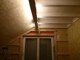 Wunderbar Indirekte Beleuchtung Dachschräge Wohnraumbeleuchtung Mit