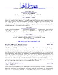Nurse Resume Objective Resume Peppapp