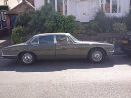 1976 Jaguar XJ6 4.2 – Litre | Coys of Kensington