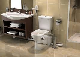 upflush plumbing systems like those from sanilfo enable remodelers to add a full bathroom virtually anywhere
