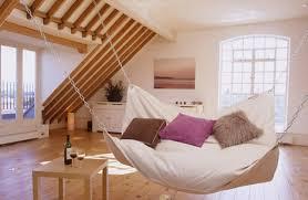 Hängematte Für Drinnen Hängematte Wohnung: Multifunktionale Loft Wohnung  Mit Stilvollen