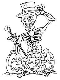 Small Picture 106 best halloween coloring pages images on Pinterest Drawings