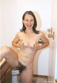 Old hairy nude amateur