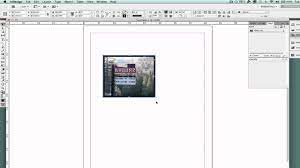 indesign creating borders for images