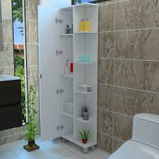Bathroom Corner Storage Cabinets Corner Storage Cabinet Ebay