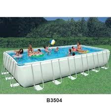 intex above ground swimming pool. Intex Above Ground Pool Ideas Ultra Frame Swimming Pools Deck