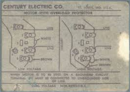 century electric motors wiring diagram collection bright motor century electric motor wiring diagram awesome a c pressor capacitor