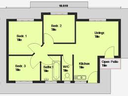 3 bedroom house plan. chic idea 7 three bedroom house plans free shining design small 3 perfect ideas home plan 2