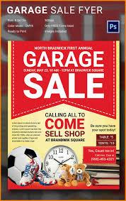 011 Template Ideas Garage Sale Flyer Flyercustomizable 9zp3mmhl Yard