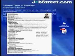 Jobstreet Com Career Guide Winning Resumes Part 1 Youtube