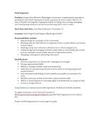 politics and government university of puget sound  field organizing jobs for students