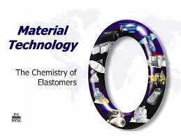 o ring chemistry. the chemistry of elastomers o ring i