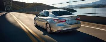 Toyota Camry Gas Mileage What Are The Toyota Camry Mpg Ratings