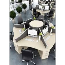 circular office desks. Contemporary Desks Circular Office Desk 3 Person Semi Circular Call Centre Desk Office For Desks