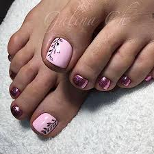 Cute Pedicure Designs 23 Toe Nail Designs 2018 Best Nail Art Designs 2018