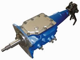 ford toploader transmission