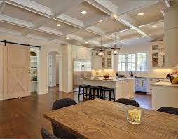 Tray ceiling with rope lighting Diy Trey Ceilings Images Of Kitchen Traditional With Wood Floors Dining Table Tray Ceiling Rope Lighting Pictures Trey Ceilings Images Of Kitchen Traditional With Wood Floors Dining