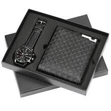 Mens Designer Watch Gift Set Mens Designer Wallet Gift Set Scale