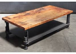 stunning wood and metal coffee table with coffee table terrific steel coffee table design idea industrial
