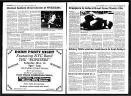 Albany Student Press 1985-11-15