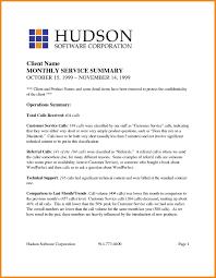 Example Executive Summary Report School Psychologist Executive