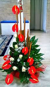 Tropical Flower Arrangements, Church Flower Arrangements, Church Flowers,  Funeral Flowers, Tropical Flowers, Ikebana Arrangements, Corporate Flowers,  ...