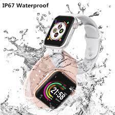 2019 IWO 8 Lite Đồng Hồ Thông Minh IP67 Chống Nước Series 4 Iw8 Đồng Hồ  Thông Minh Smartwatch Điện Tâm Đồ Thể Thao Nhịp Tim Cho IOS Android PK IWO  9 10|Digital Watches