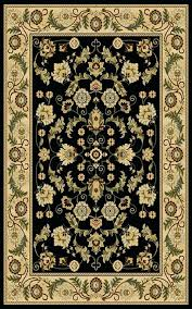 central oriental rug black rug by interlude oriental rugs central ave