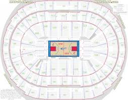 Staples Center Concert Seating Chart With Seat Numbers And