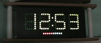 fritzing project led wall clock fritzing repo projects l led wall clock images