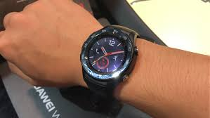 huawei watch 2 classic. aside from the recently announced huawei p10 and plus in barcelona, watch 2 also proved to be quite popular among crowd on first day classic 0