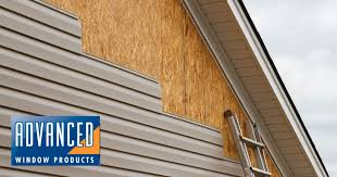 why to have a professional install vinyl siding in the winter