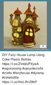 memes house and dl diy and household tips diyandho useholdtips bloca diy fairy house lamp using e plastic bottles