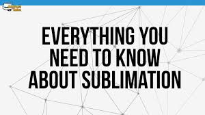 Everything <b>You</b> Need To Know About Sublimation <b>Printing</b> and ...
