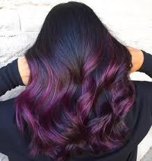 20 Plum Hair Color Ideas For