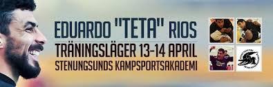 """Skrivet av: Daniel Rosendahl 0. Den 13-13 april kommer Eduardo """"Teta"""" Rios ... - Teta_banner"""