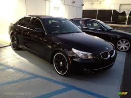 All BMW Models 2008 bmw series 5 : Bmw 550i 2008 Black - image #208