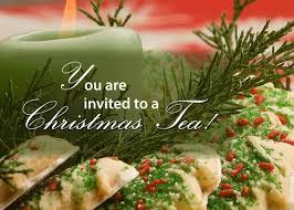 Christmas Tea Party Invitations Invitation Christmas Tea Party Free Party Invitations
