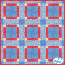 3 Fabric Quilt Patterns New Design Ideas