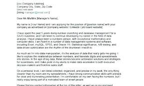 Cover Letter For Company Website Application Letter To Company